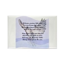 A Christening Gift for You! Rectangle Magnet
