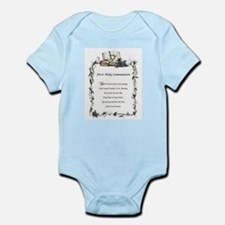 First Holy Communion Infant Bodysuit