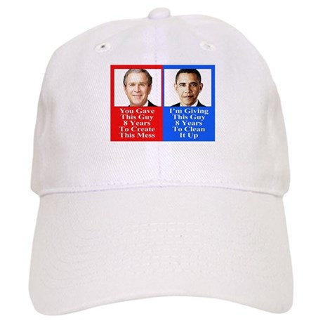Give Obama 8 Years Cap