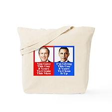 Give Obama 8 Years Tote Bag