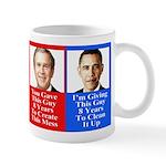 Give Obama 8 Years Mug