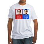 Give Obama 8 Years Fitted T-Shirt