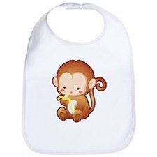Fun Monkey Bib