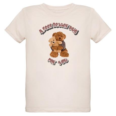 Feel Better Hug Organic Kids T-Shirt