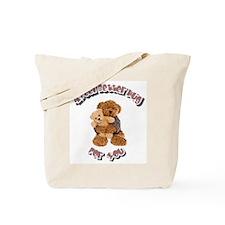 Feel Better Hug Tote Bag
