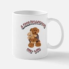 Feel Better Hug Mug
