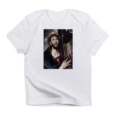 Christ carrying the Cross Infant T-Shirt
