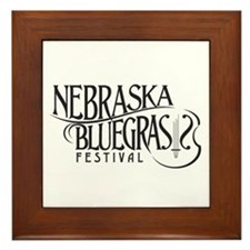 Nebraska Bluegrass Framed Tile