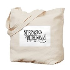 Nebraska Bluegrass Tote Bag