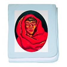 Jesusa baby blanket