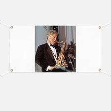 Bill Clinton Banner