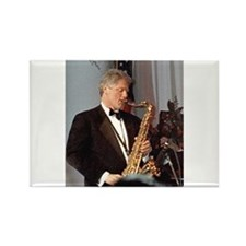 Bill Clinton Rectangle Magnet