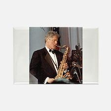 Bill Clinton Rectangle Magnet