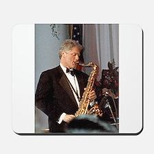 Bill Clinton Mousepad