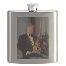Bill Clinton Flask