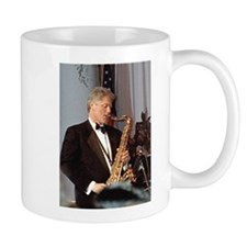 Bill Clinton Small Mug