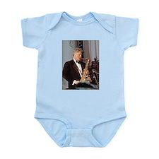 Bill Clinton Infant Bodysuit