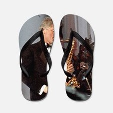 Bill Clinton Flip Flops