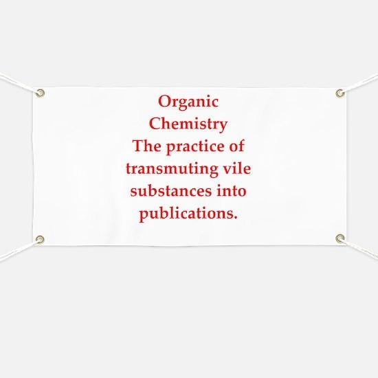 chemistry joke Banner