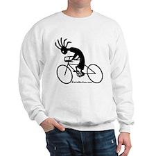 Kokopelli Road Cyclist Sweatshirt
