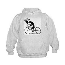 Kokopelli Road Cyclist Hoodie