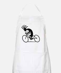 Kokopelli Road Cyclist BBQ Apron