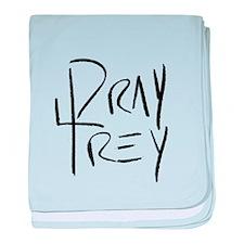 Pray4Trey baby blanket