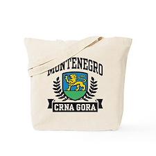 Montenegro Coat of Arms Tote Bag