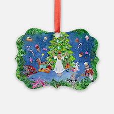 Nutcracker Christmas Ballet Ornament