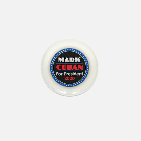 Mark Cuban for President 2020 Mini Button