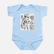 Nurse Of The Future Infant Bodysuit