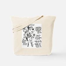 Nurse Of The Future Tote Bag