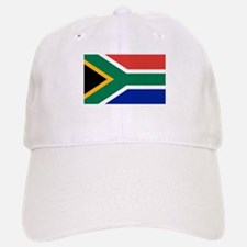 Flag South Africa Baseball Baseball Cap