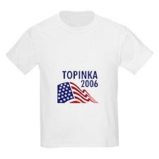 Topinka 06 Kids T-Shirt