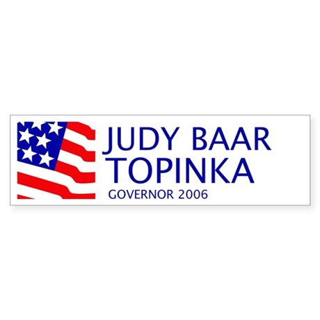 Topinka 06 Bumper Sticker