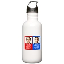Give Obama 8 Years Water Bottle