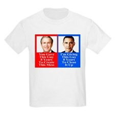 Give Obama 8 Years T-Shirt
