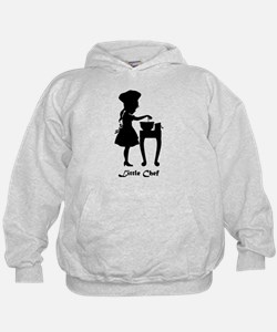 Little Chef and Mixing Bowl Hoodie
