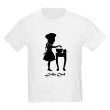 Little Chef and Mixing Bowl T-Shirt