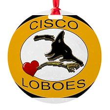 CIRCloboes Ornament