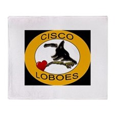CIRCloboes Throw Blanket