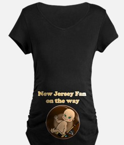 New Jersey Fan on the way T-Shirt