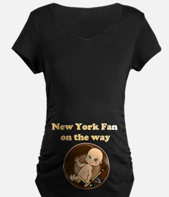 New York Fan on the way T-Shirt