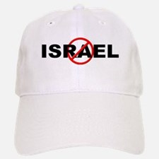 Anti / No Israel Baseball Baseball Cap