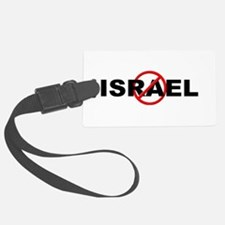 Anti / No Israel Luggage Tag