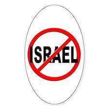 Anti / No Israel Decal