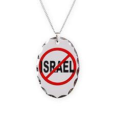 Anti / No Israel Necklace