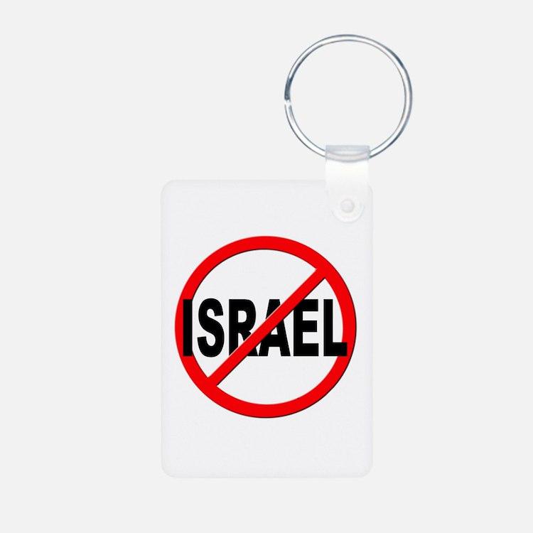 Anti / No Israel Keychains