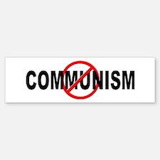 Anti / No Communism Sticker (Bumper 10 pk)