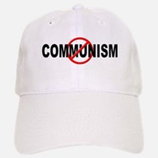 Anti / No Communism Baseball Baseball Cap